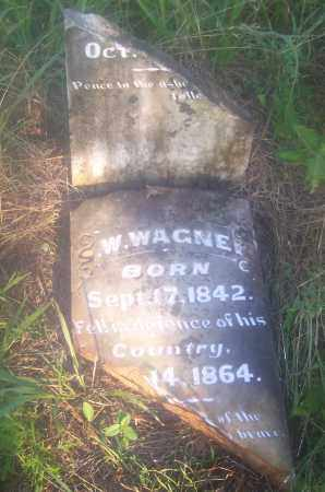 WAGNER (VETERAN), W - Crawford County, Arkansas | W WAGNER (VETERAN) - Arkansas Gravestone Photos