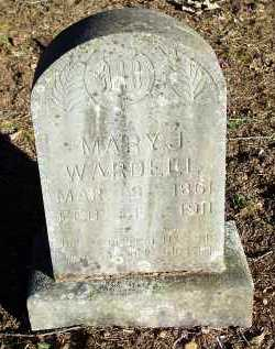 WARDELL, MARY J. - Crawford County, Arkansas | MARY J. WARDELL - Arkansas Gravestone Photos