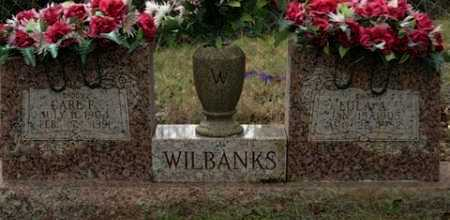 WILBANKS, LULA A - Crawford County, Arkansas | LULA A WILBANKS - Arkansas Gravestone Photos