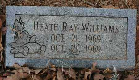 WILLIAMS, HEATH RAY - Crawford County, Arkansas | HEATH RAY WILLIAMS - Arkansas Gravestone Photos