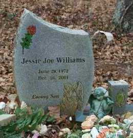 WILLIAMS, JESSIE JOE - Crawford County, Arkansas | JESSIE JOE WILLIAMS - Arkansas Gravestone Photos
