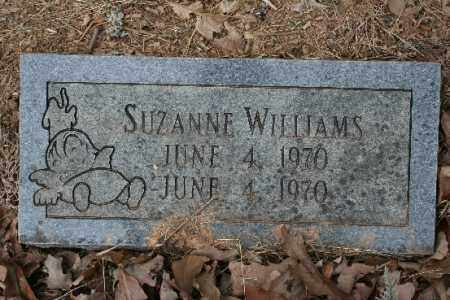 WILLIAMS, SUZANNE - Crawford County, Arkansas | SUZANNE WILLIAMS - Arkansas Gravestone Photos