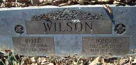 WILSON, BELLE - Crawford County, Arkansas | BELLE WILSON - Arkansas Gravestone Photos