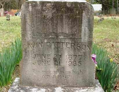 PATTERSON, WILLIAM GAVIN BUTLER - Crawford County, Arkansas   WILLIAM GAVIN BUTLER PATTERSON - Arkansas Gravestone Photos