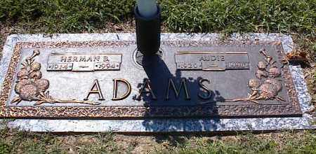 ADAMS, HERMAN B - Crittenden County, Arkansas | HERMAN B ADAMS - Arkansas Gravestone Photos