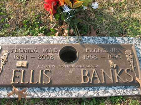 BANKS, JR, FRANK - Crittenden County, Arkansas | FRANK BANKS, JR - Arkansas Gravestone Photos