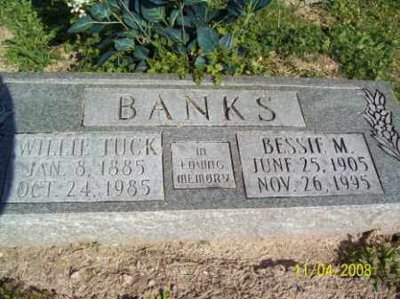 BANKS, WILLIE TUCK - Crittenden County, Arkansas | WILLIE TUCK BANKS - Arkansas Gravestone Photos