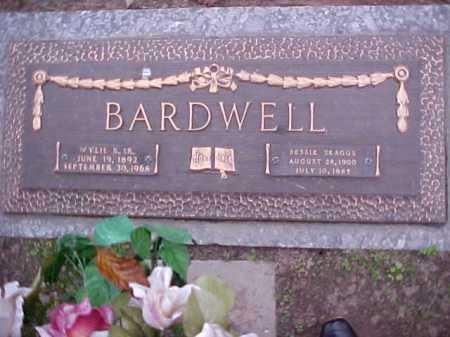 SKAGGS BARDWELL, BESSIE - Crittenden County, Arkansas | BESSIE SKAGGS BARDWELL - Arkansas Gravestone Photos