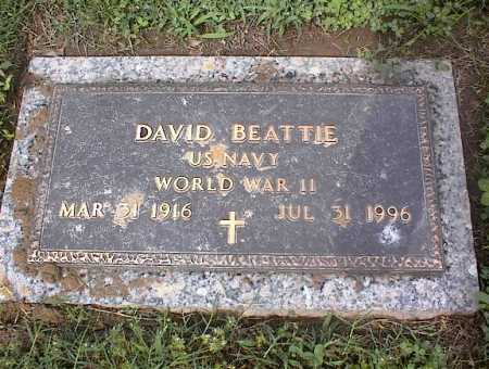 BEATTIE (VETERAN WWII), DAVID - Crittenden County, Arkansas | DAVID BEATTIE (VETERAN WWII) - Arkansas Gravestone Photos