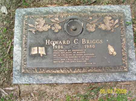 BRIGGS, HOWARD C. - Crittenden County, Arkansas | HOWARD C. BRIGGS - Arkansas Gravestone Photos