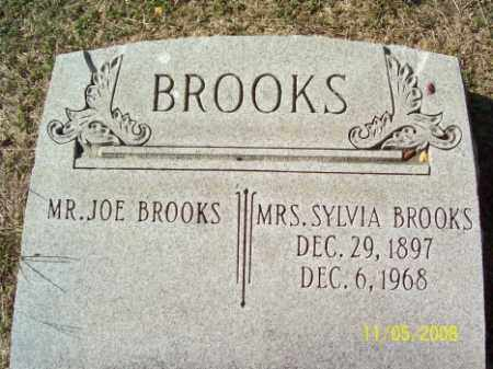 BROOKS, SYLVIA - Crittenden County, Arkansas | SYLVIA BROOKS - Arkansas Gravestone Photos