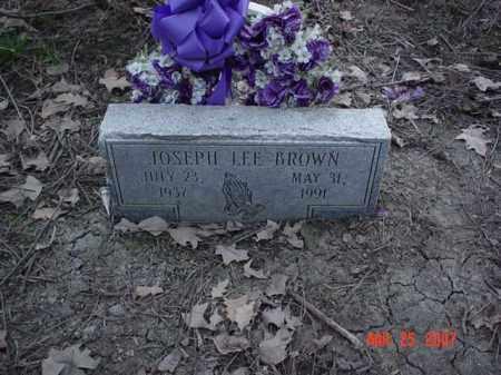 BROWN, JOSEPH LEE - Crittenden County, Arkansas   JOSEPH LEE BROWN - Arkansas Gravestone Photos