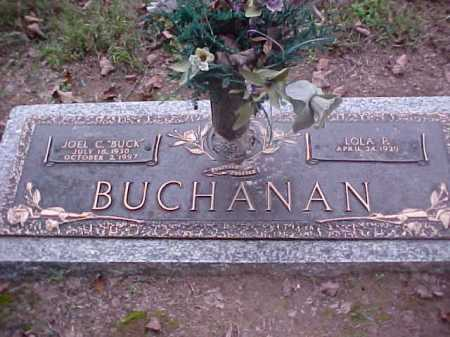 "BUCHANAN, JOEL C ""BUCK"" - Crittenden County, Arkansas 