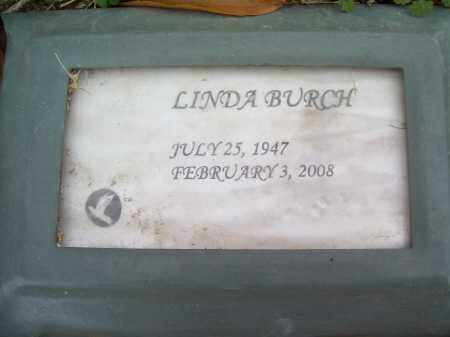 BURCH, LINDA - Crittenden County, Arkansas | LINDA BURCH - Arkansas Gravestone Photos