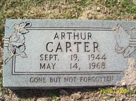 CARTER, ARTHUR - Crittenden County, Arkansas | ARTHUR CARTER - Arkansas Gravestone Photos