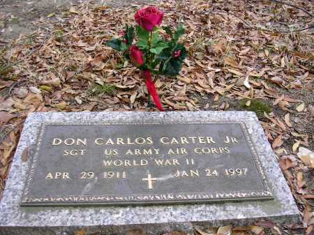 CARTER, DON CARLOS  JR - Crittenden County, Arkansas | DON CARLOS  JR CARTER - Arkansas Gravestone Photos