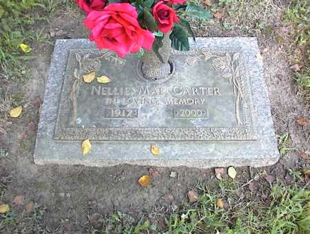PATTERSON CARTER, NELLIE MAE - Crittenden County, Arkansas | NELLIE MAE PATTERSON CARTER - Arkansas Gravestone Photos