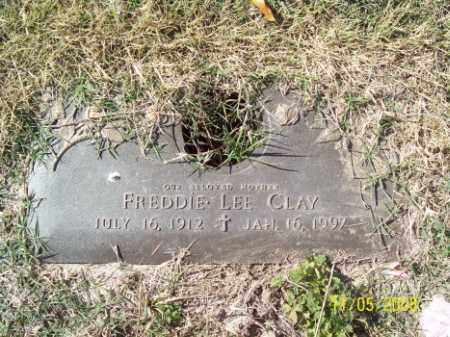 CLAY, FREDDIE LEE - Crittenden County, Arkansas | FREDDIE LEE CLAY - Arkansas Gravestone Photos