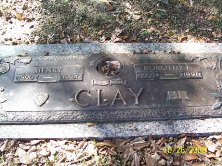 CLAY, HENRY - Crittenden County, Arkansas | HENRY CLAY - Arkansas Gravestone Photos