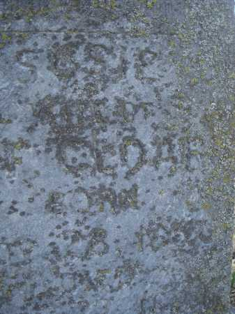 CLOAR, SUSAN MALVA (CLOSE UP) - Crittenden County, Arkansas | SUSAN MALVA (CLOSE UP) CLOAR - Arkansas Gravestone Photos