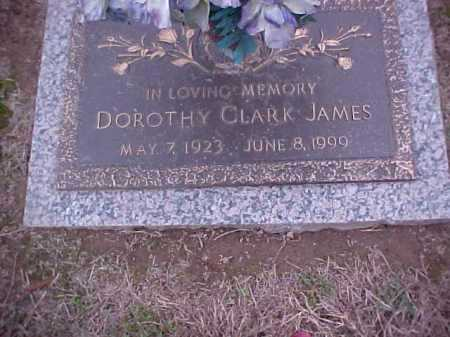 CLARK JAMES, DOROTHY - Crittenden County, Arkansas | DOROTHY CLARK JAMES - Arkansas Gravestone Photos