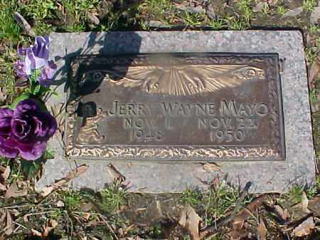 MAYO, JERRY WAYNE - Crittenden County, Arkansas | JERRY WAYNE MAYO - Arkansas Gravestone Photos