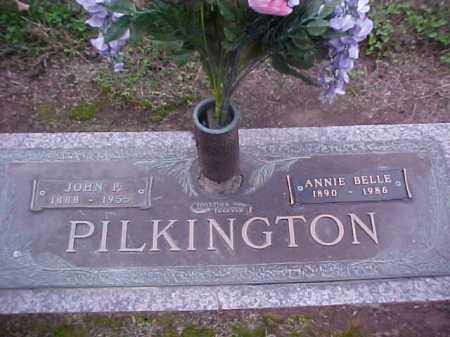 PILKINGTON, ANNIE BELLE - Crittenden County, Arkansas | ANNIE BELLE PILKINGTON - Arkansas Gravestone Photos