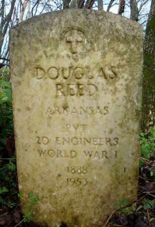 REED (VETERAN WWI), DOUGLAS - Crittenden County, Arkansas | DOUGLAS REED (VETERAN WWI) - Arkansas Gravestone Photos
