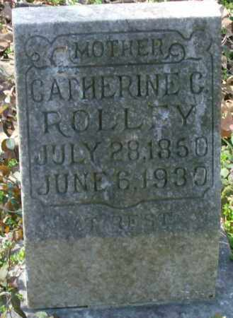 ROLLEY, CATHERINE C. - Crittenden County, Arkansas | CATHERINE C. ROLLEY - Arkansas Gravestone Photos