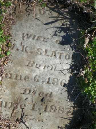 SLATON, SUSIE - Crittenden County, Arkansas | SUSIE SLATON - Arkansas Gravestone Photos