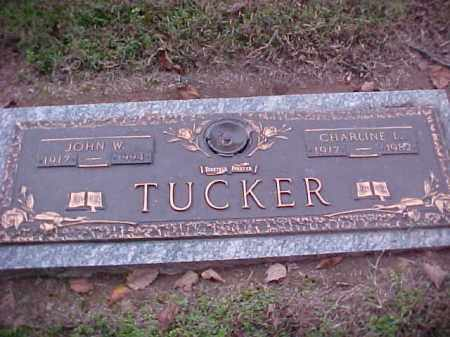 TUCKER, JOHN W - Crittenden County, Arkansas | JOHN W TUCKER - Arkansas Gravestone Photos