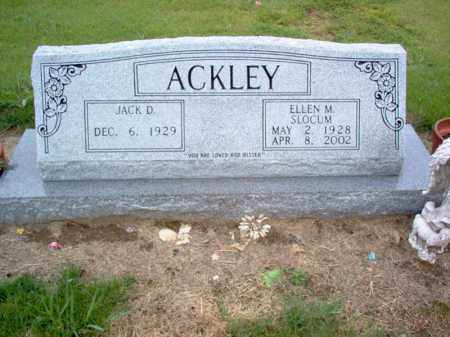 ACKLEY, ELLEN MAE - Cross County, Arkansas | ELLEN MAE ACKLEY - Arkansas Gravestone Photos