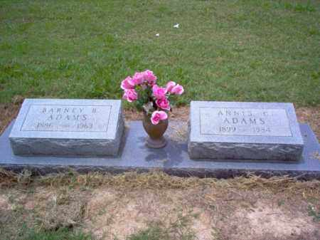 ADAMS, ANNIS C. - Cross County, Arkansas | ANNIS C. ADAMS - Arkansas Gravestone Photos