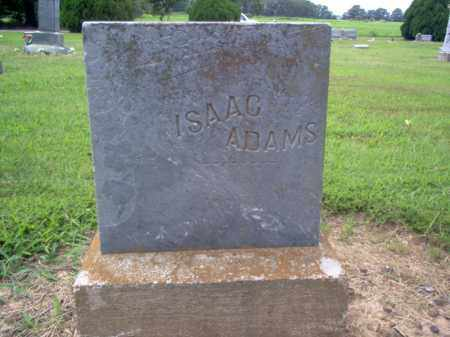 ADAMS, ISAAC - Cross County, Arkansas | ISAAC ADAMS - Arkansas Gravestone Photos