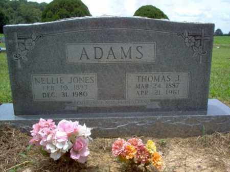 ADAMS, THOMAS J - Cross County, Arkansas | THOMAS J ADAMS - Arkansas Gravestone Photos