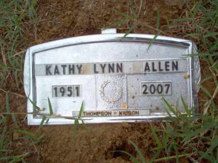 ALLEN, KATHY LYNN - Cross County, Arkansas | KATHY LYNN ALLEN - Arkansas Gravestone Photos