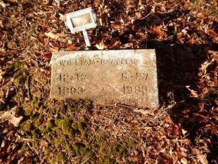 ALLEN, WILLIAM C. - Cross County, Arkansas | WILLIAM C. ALLEN - Arkansas Gravestone Photos