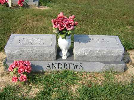 ANDREWS, FREDDIE WILSON - Cross County, Arkansas | FREDDIE WILSON ANDREWS - Arkansas Gravestone Photos