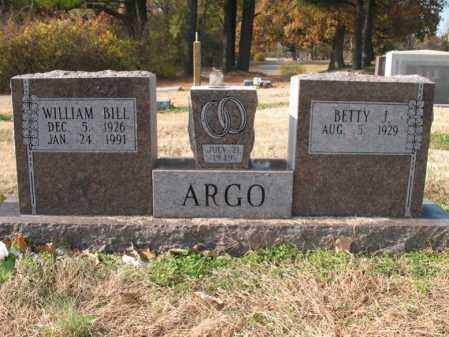 "ARGO, JR., WILLIAM F ""BILL"" - Cross County, Arkansas 