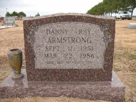 ARMSTRONG, DANNY RAY - Cross County, Arkansas | DANNY RAY ARMSTRONG - Arkansas Gravestone Photos