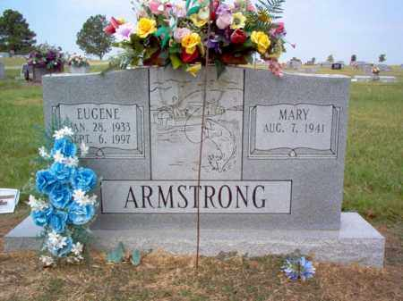ARMSTRONG, EUGENE - Cross County, Arkansas | EUGENE ARMSTRONG - Arkansas Gravestone Photos