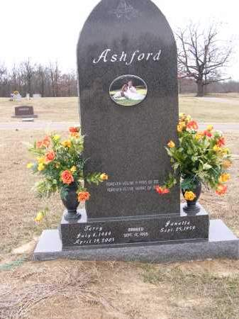 ASHFORD, JAMES TERRY - Cross County, Arkansas | JAMES TERRY ASHFORD - Arkansas Gravestone Photos