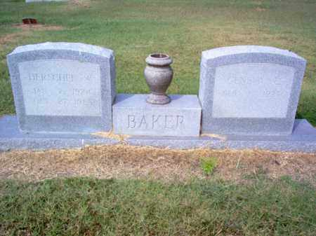 BAKER, HERSCHEL W - Cross County, Arkansas | HERSCHEL W BAKER - Arkansas Gravestone Photos