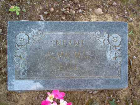 BALL, ALMA MAE - Cross County, Arkansas | ALMA MAE BALL - Arkansas Gravestone Photos
