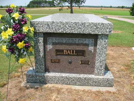 BALL, ERNEST - Cross County, Arkansas | ERNEST BALL - Arkansas Gravestone Photos