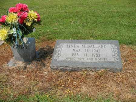 BALLARD, LINDA MERLE - Cross County, Arkansas | LINDA MERLE BALLARD - Arkansas Gravestone Photos