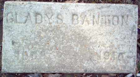 BANTON, GLADYS - Cross County, Arkansas | GLADYS BANTON - Arkansas Gravestone Photos