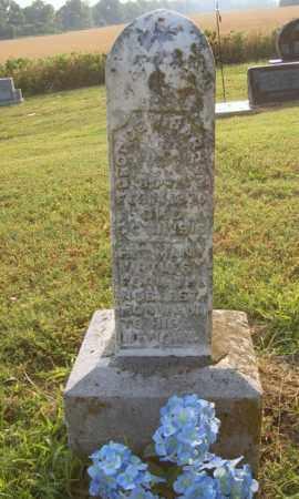 BARRON, GEORGE - Cross County, Arkansas | GEORGE BARRON - Arkansas Gravestone Photos