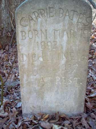 BATES, CARRIE - Cross County, Arkansas | CARRIE BATES - Arkansas Gravestone Photos