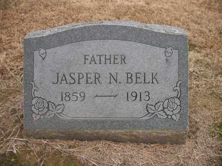 BELK, JASPER N - Cross County, Arkansas | JASPER N BELK - Arkansas Gravestone Photos